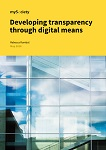 Developing transparency through digital means