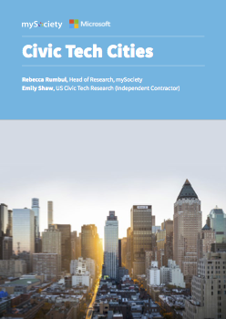 Civic Tech Cities