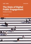 The State of Digital Public Engagement